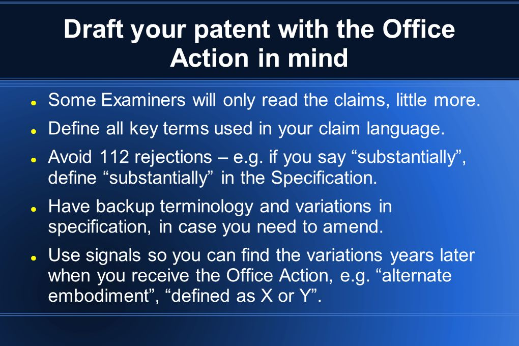 Restriction Requirement MPEP § 803: There are two criteria for a proper requirement for restriction between patentably distinct inventions: (A) The inventions must be independent or distinct as claimed; and (B) There would be a serious burden on the examiner if restriction is not required.