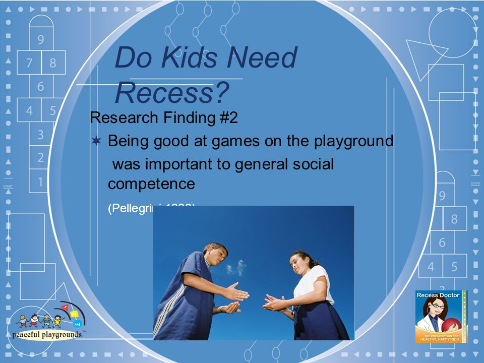 Do Kids Need Recess.