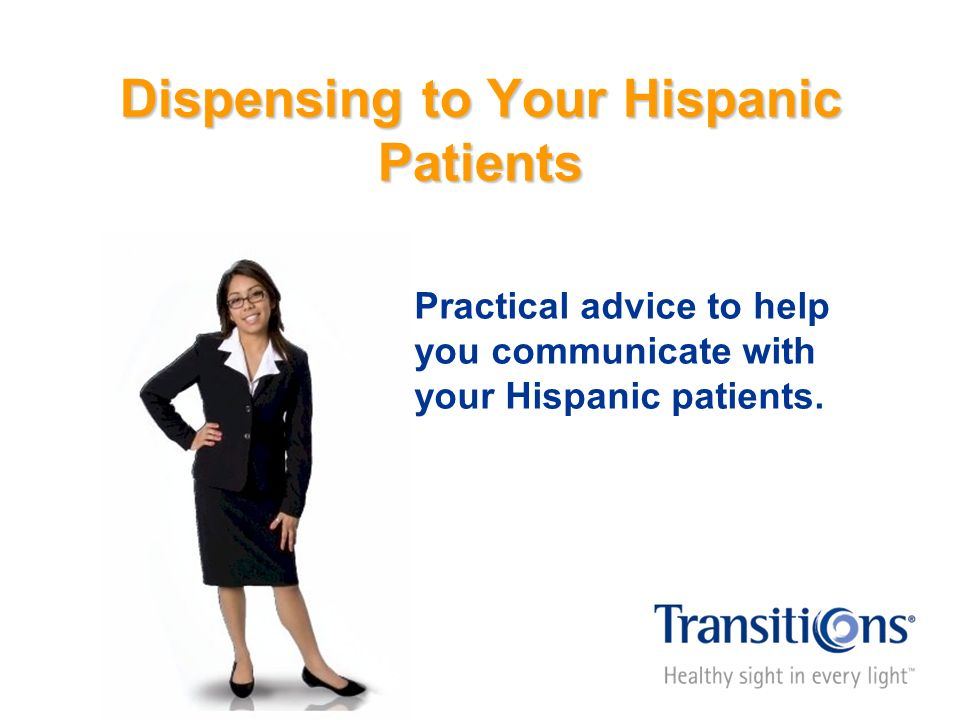 Bilingual Pocket Card Since the card is printed in both English and Spanish, you can communicate in the language that is most comfortable for your patients