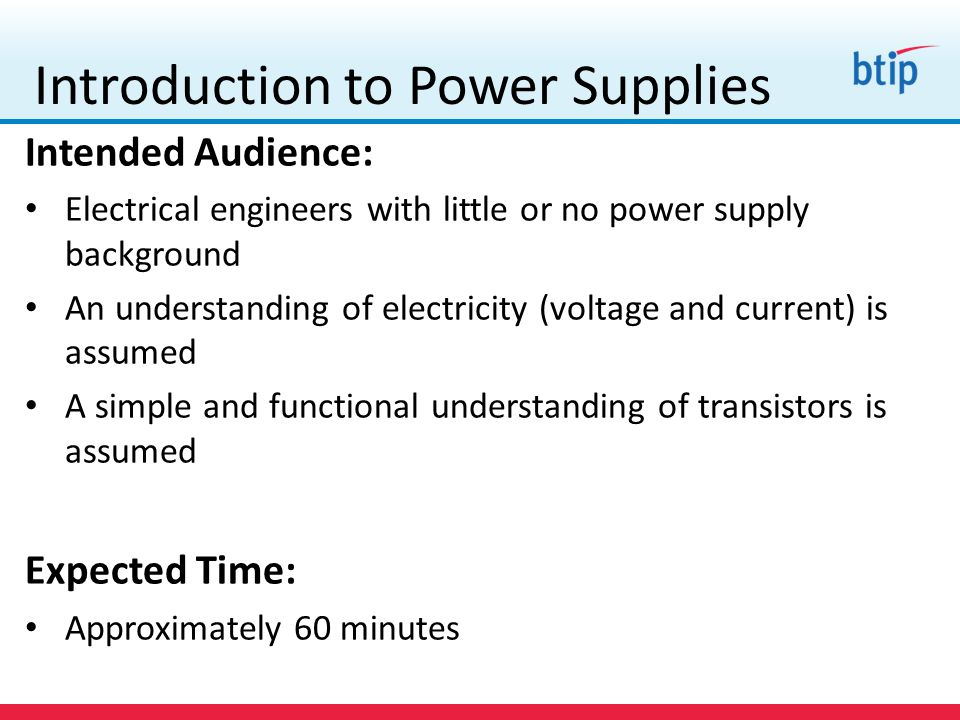 Types of Switching Voltage Regulators Inductive Boost Regulator (V OUT > V IN ) Boost Regulator V IN V SWITCH V OUT V FEEDBACK