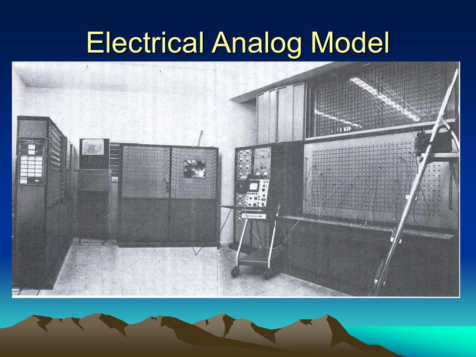 Electrical Analog Model