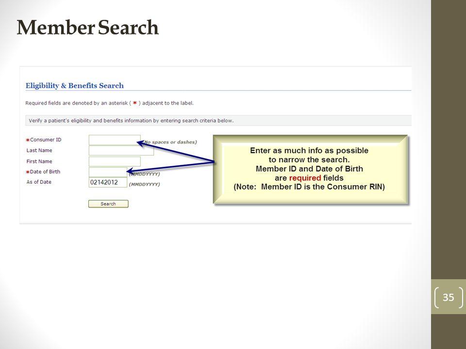 Member Search 35