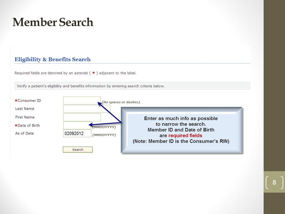 Member Search 8
