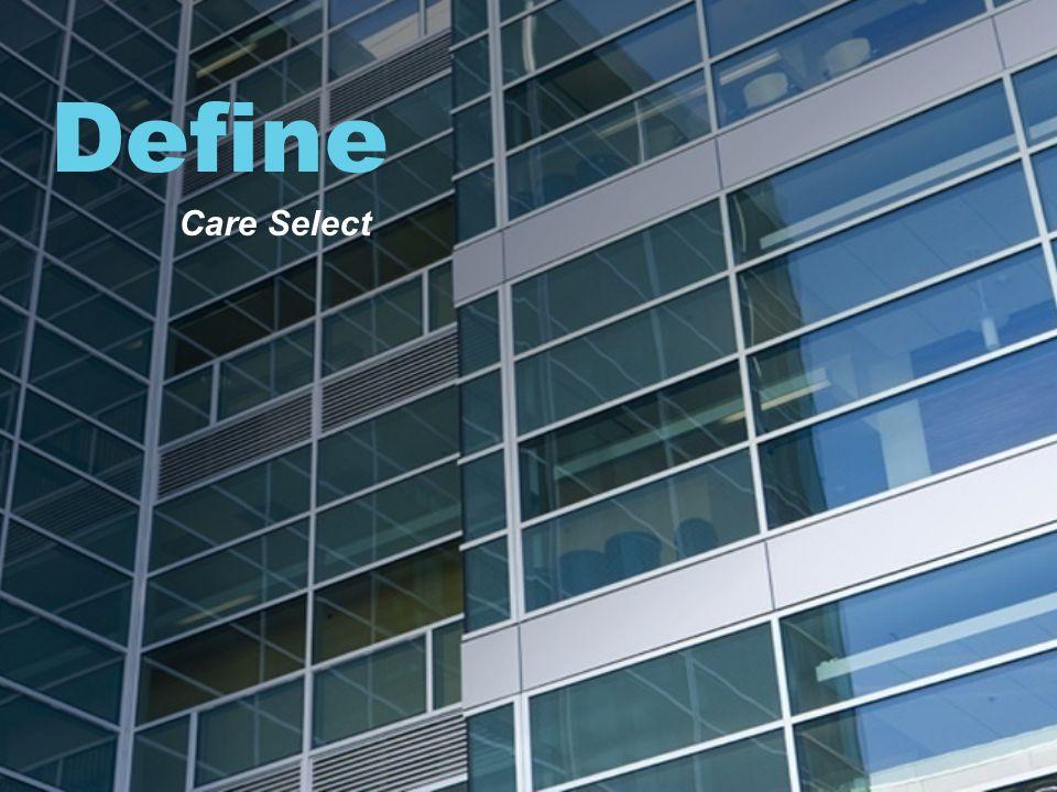 Define Care Select