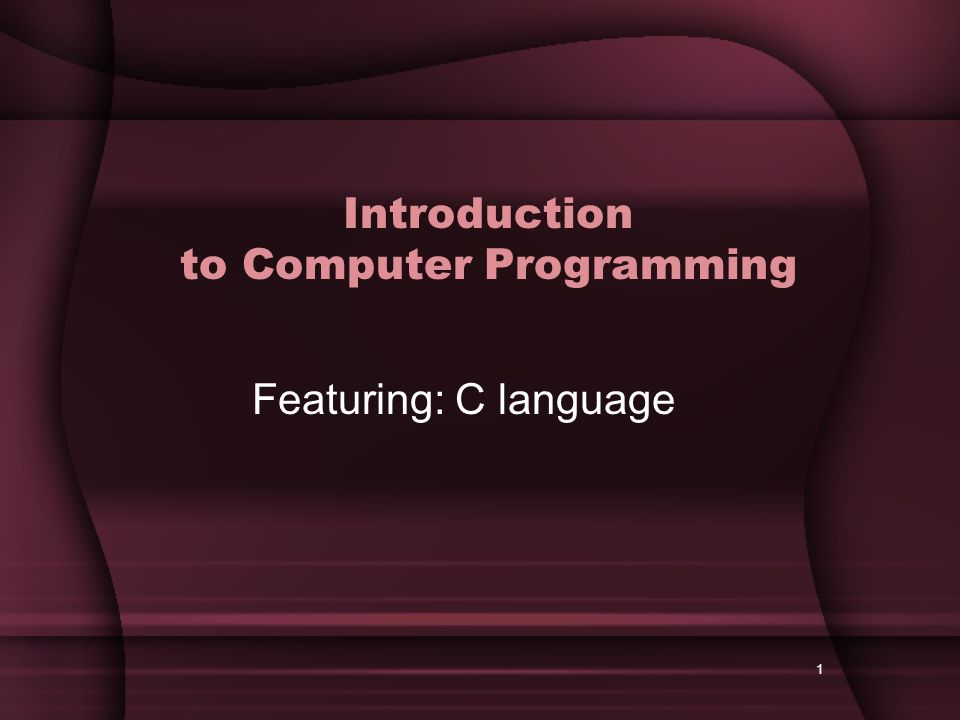 22 Writing, Editing, Compiling and Linking Programs Step1 – Write and edit programs Step2 – Compile programs –Translate source file into machine language –The output produced by the compiler is called an object program (machine language version of the source code) Step3 – Linking Programs - combines additional machine language code with the object program to create a final executable program