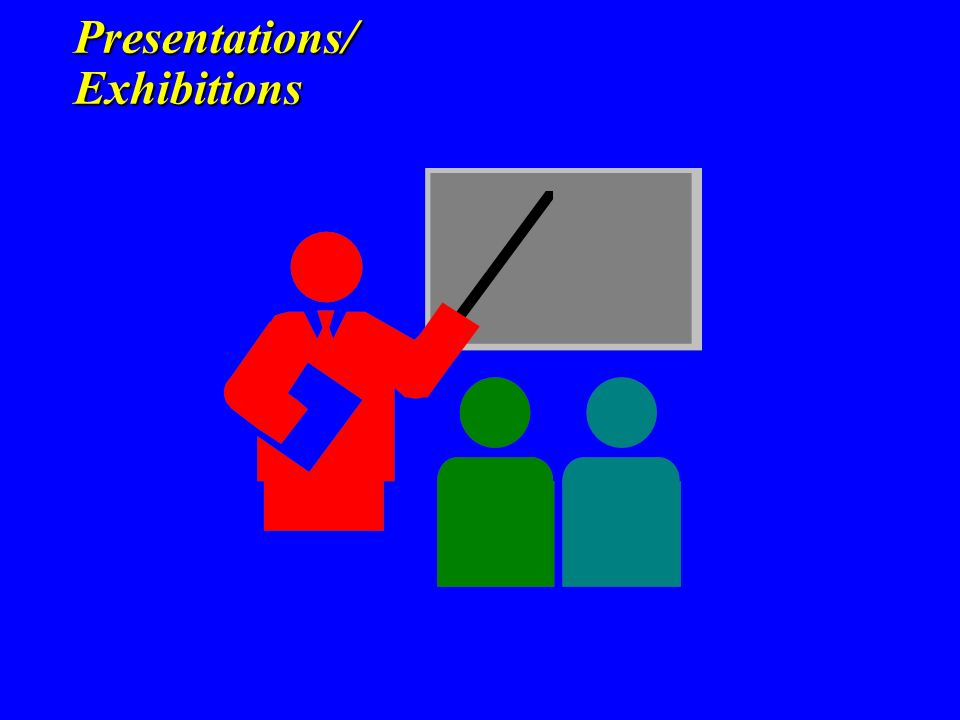 Presentations/ Exhibitions