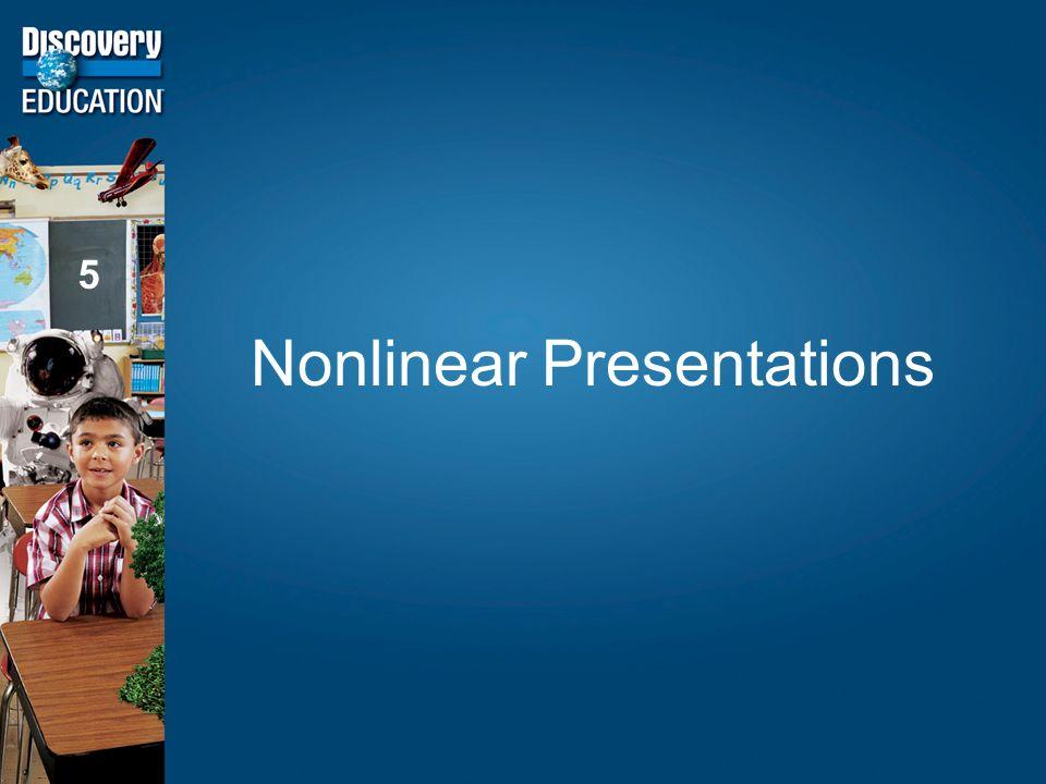 Nonlinear Presentations 5