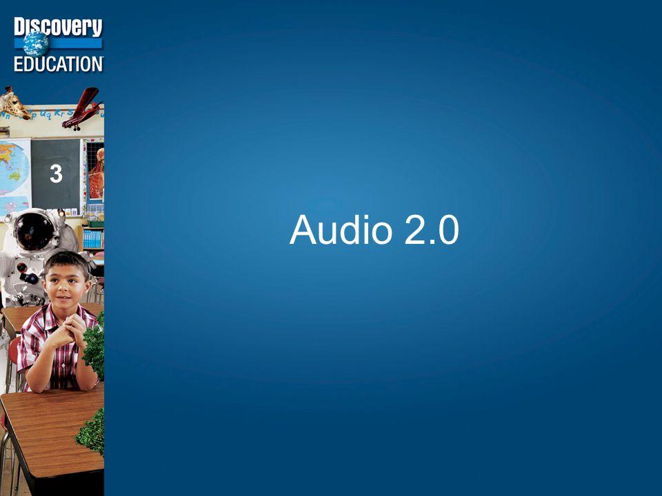 Audio 2.0 3