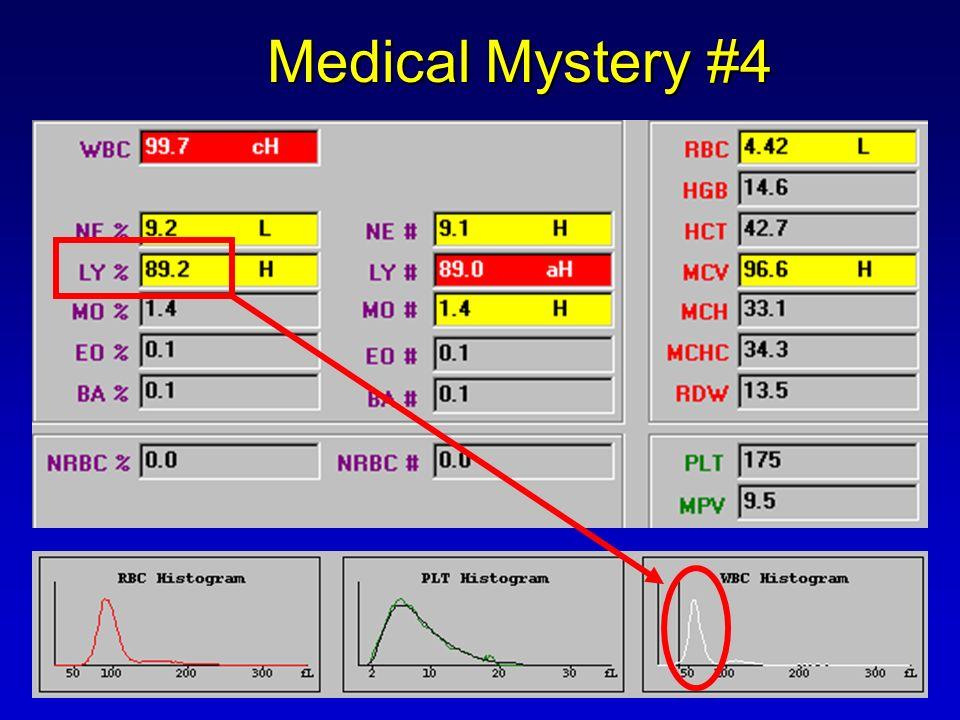Medical Mystery #4