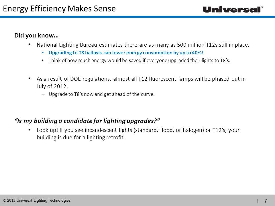 | 18 © 2013 Universal Lighting Technologies Dimming: 0-10V Analog Control 0-10V Analog Control ballast.