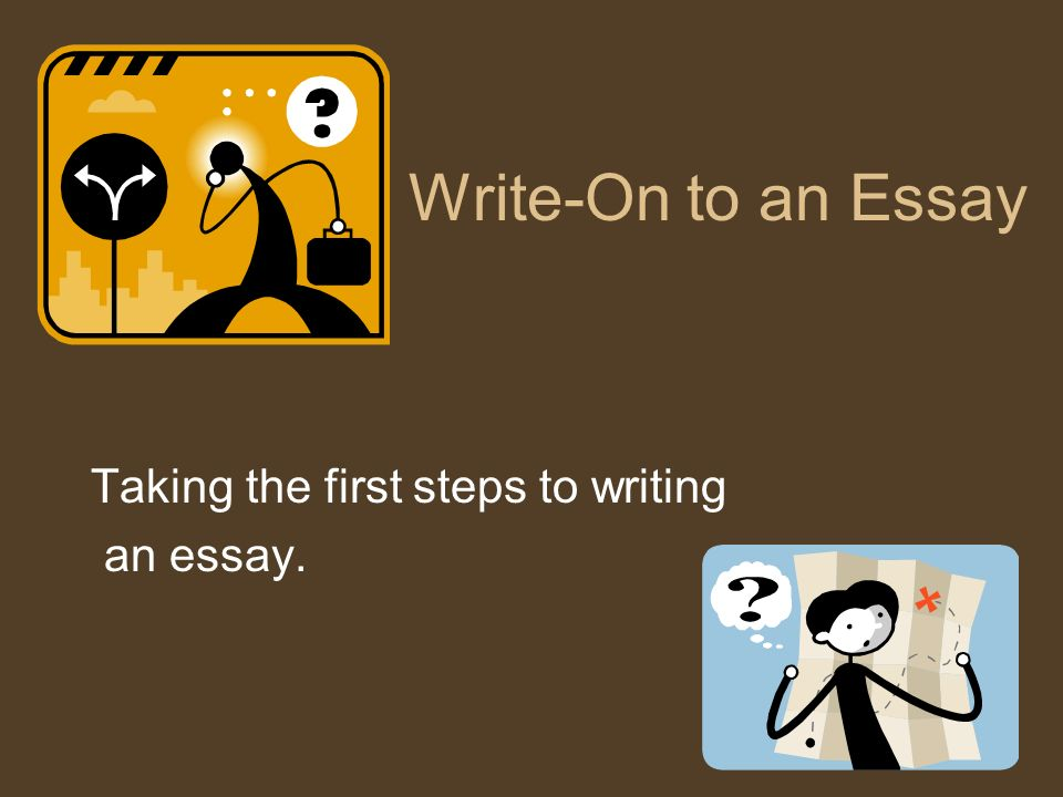 Step 1- Deconstruct the prompt Look at the verb in the prompt- determine what the prompt is asking you do.