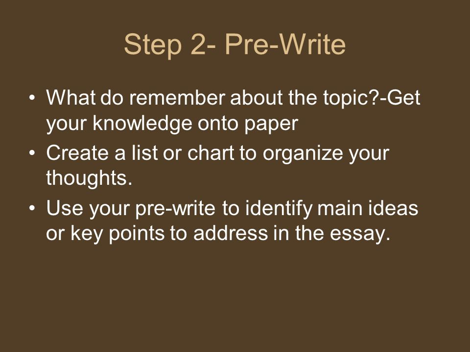 Report writing key points: English academic writing course