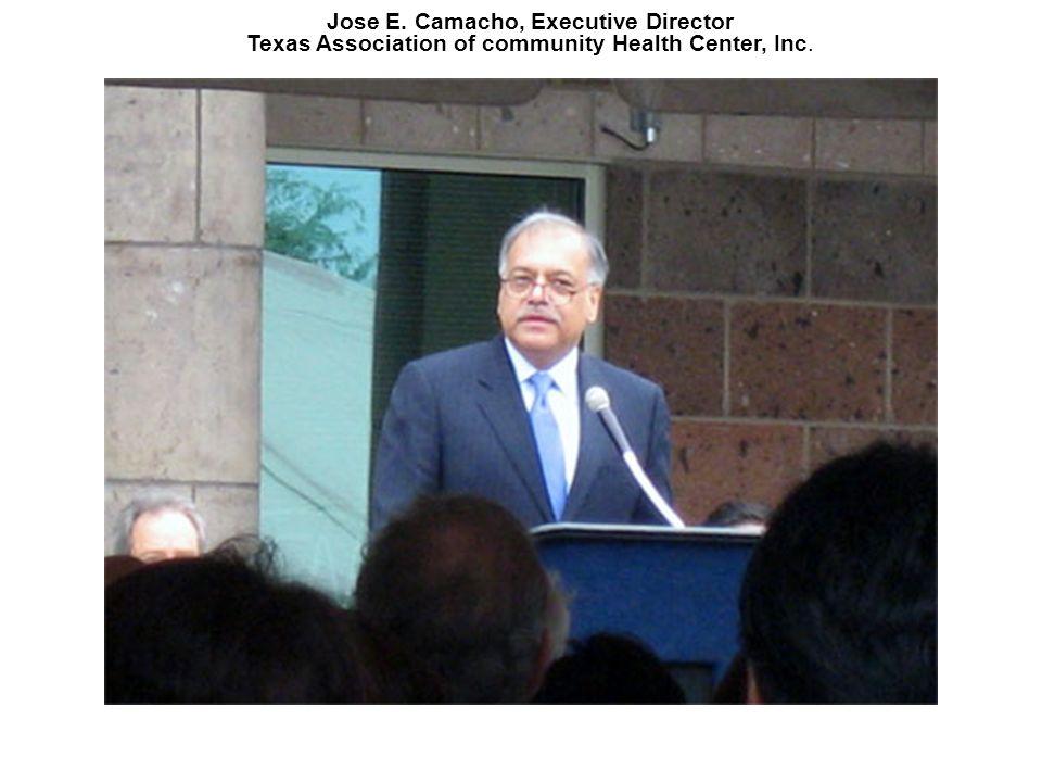 Texas Association of community Health Center, Inc.