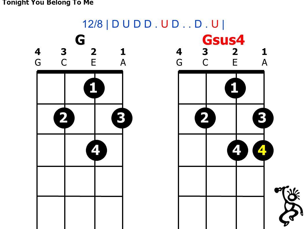 G 4321GCEA4321GCEA 4321GCEA4321GCEA 4 Gsus4 3 12/8 | D U D D.