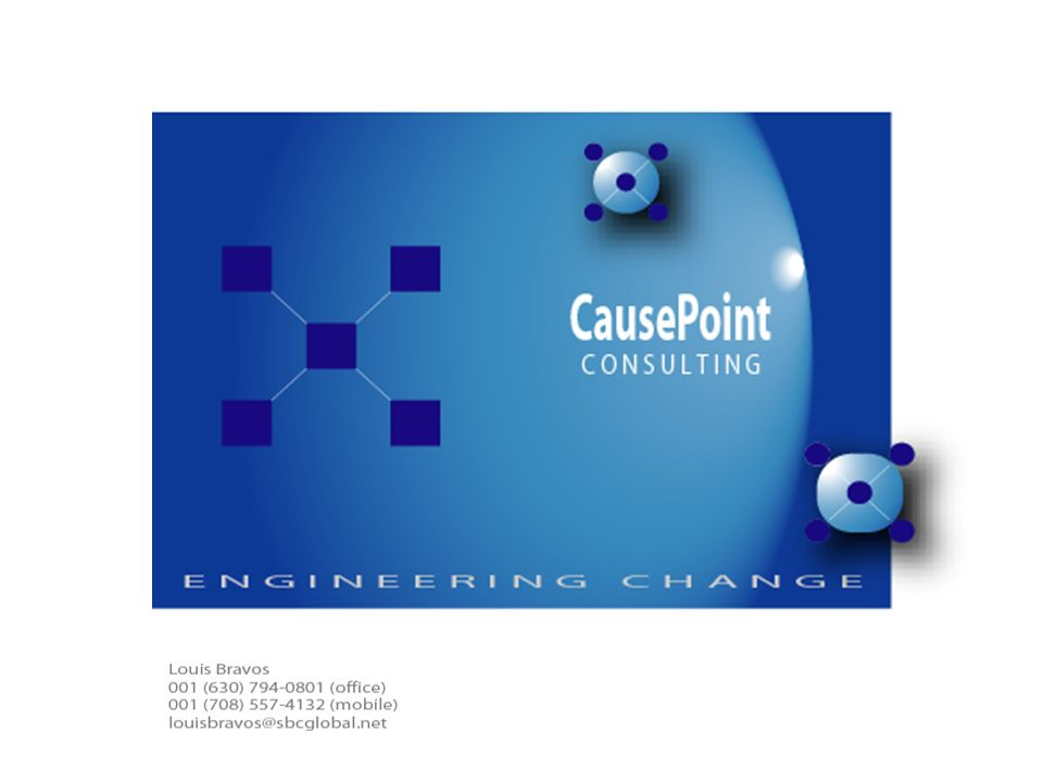 Page 12 2006 Introduction to CausePoint Problems Facing IT Today Making Quality Assurance effective Project Management Software Cost of IT Infrastructure Outsourcing Security System Downtime Change Management