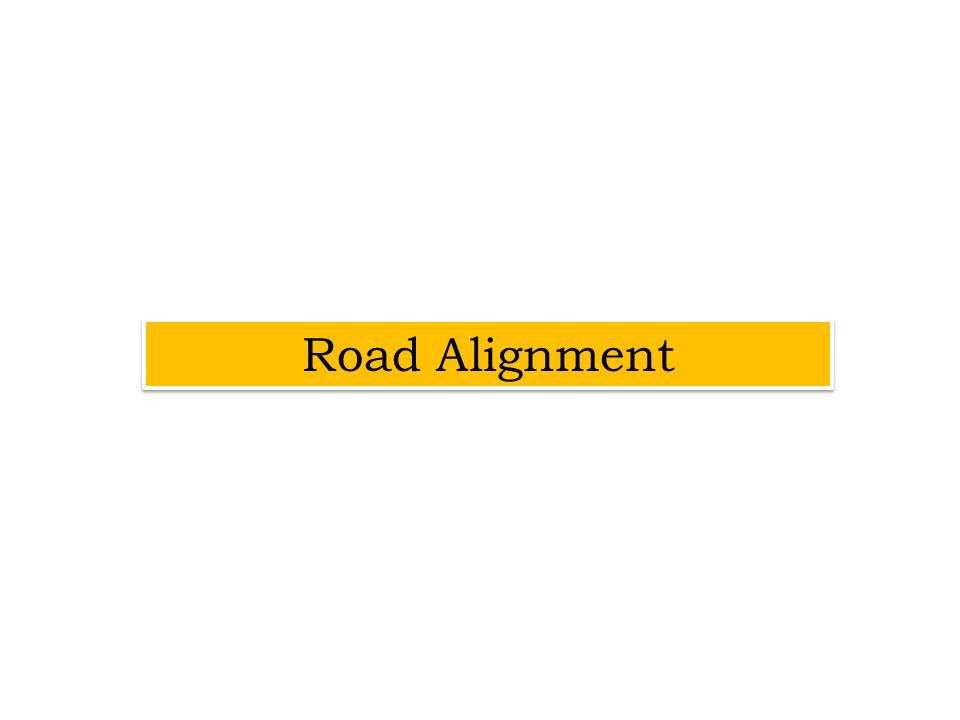 Road Alignment