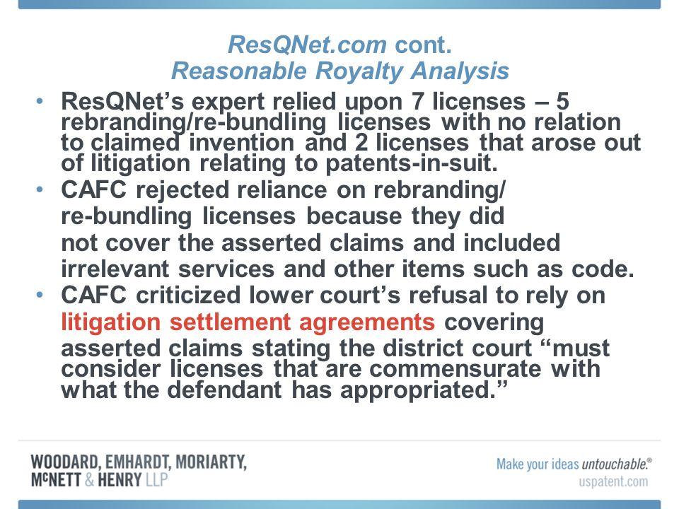 ResQNet.com cont.