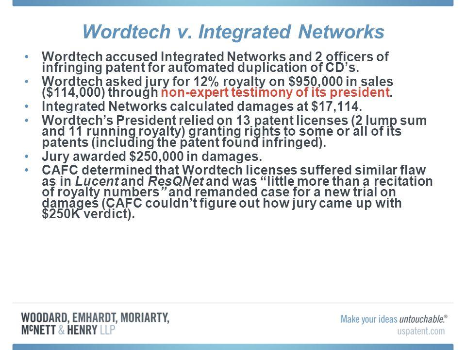 Wordtech v.