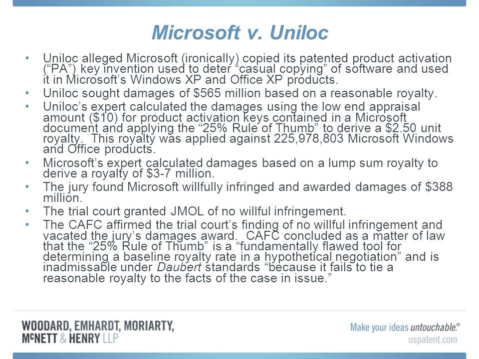 Microsoft v.