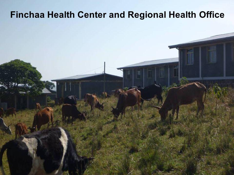 Finchaa Health Center and Regional Health Office