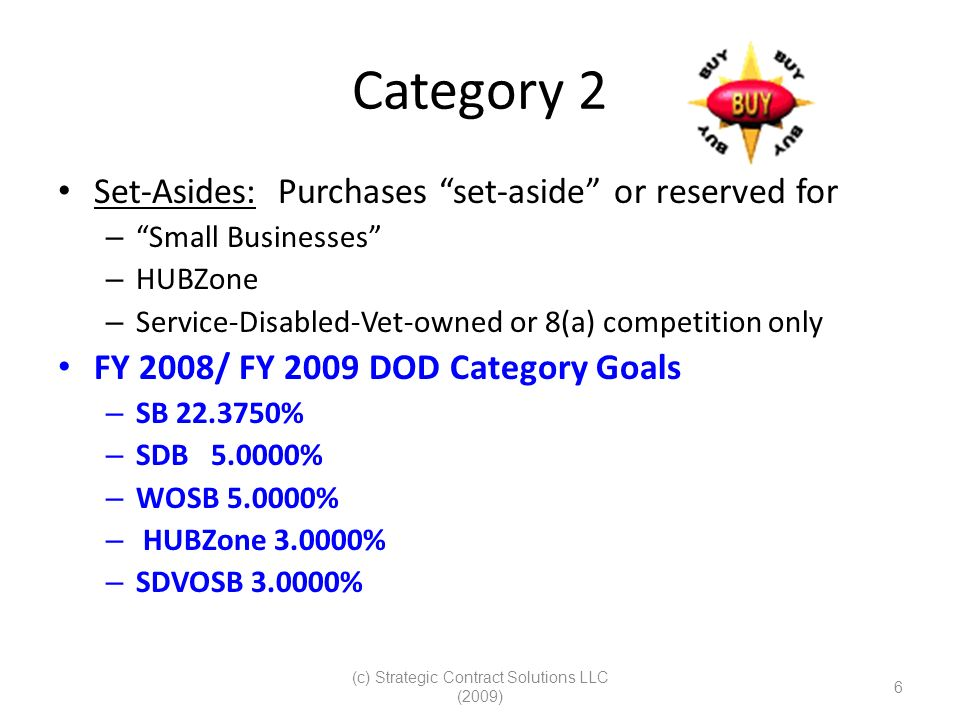 (c) Strategic Contract Solutions LLC (2009) 37 Are we done yet.