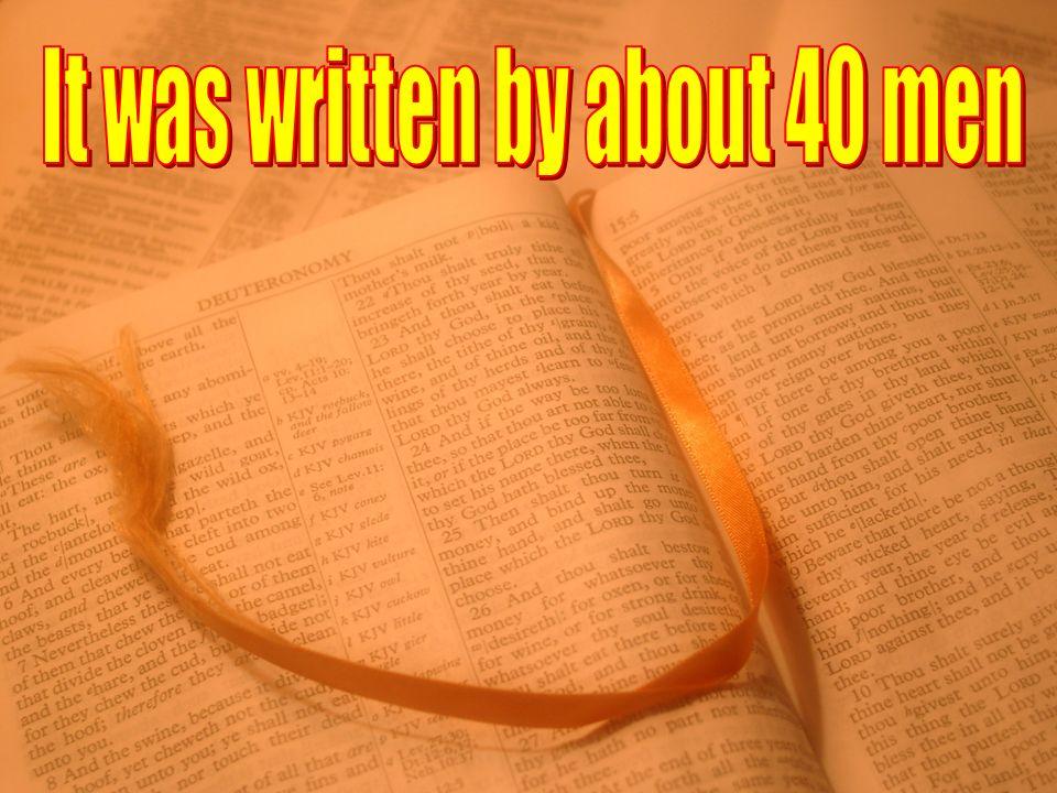 Moses It was written by a Greek doctor named Luke.