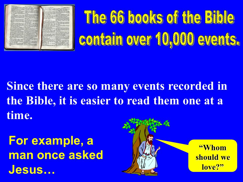 The Story Of The New Testament Ends With
