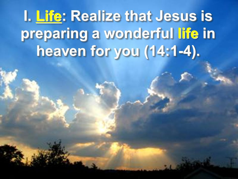 We will be caught up (raptured) in the clouds to meet the Lord in the air (1 Thess. 4:17)