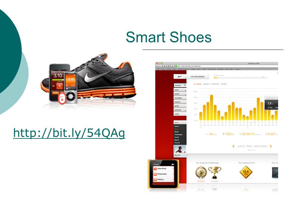 Smart Shoes http://bit.ly/54QAg