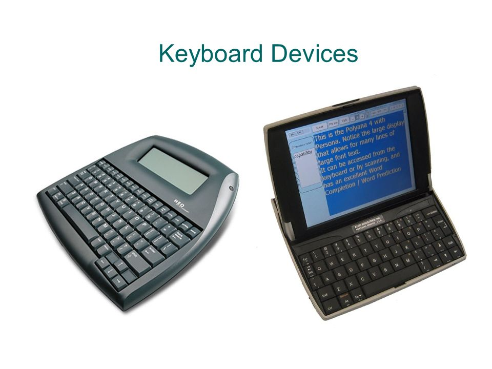 Keyboard Devices