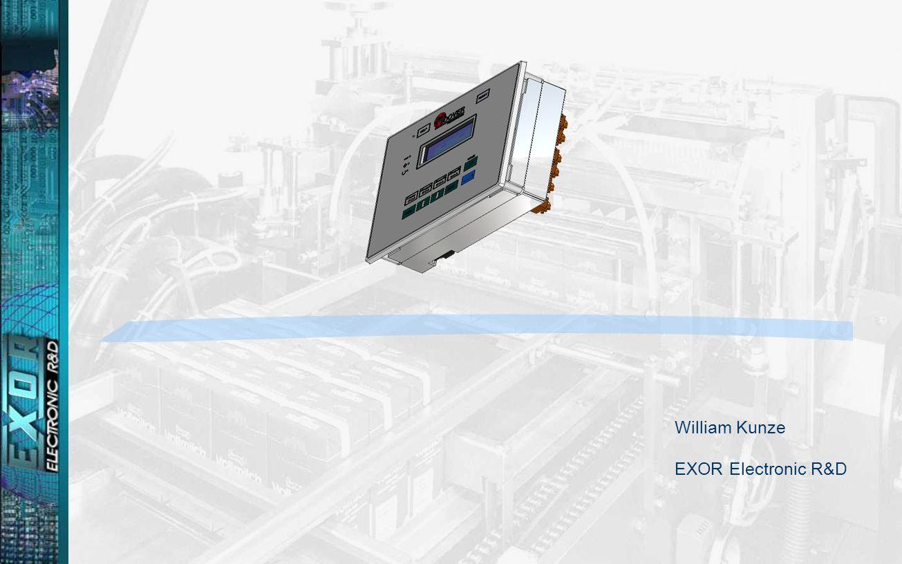 William Kunze EXOR Electronic R&D