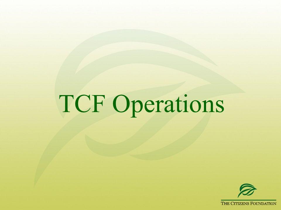 TCF Operations
