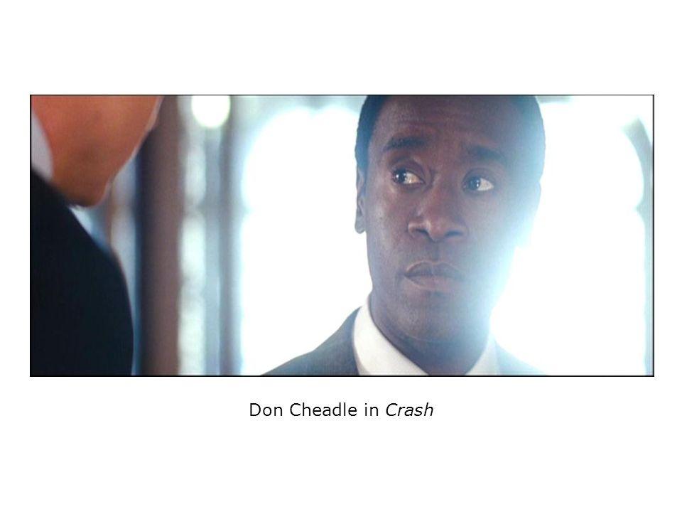 Don Cheadle in Crash