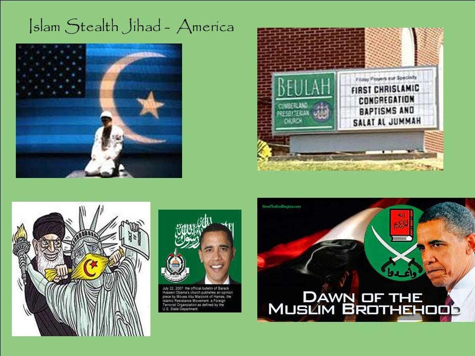 Islam Stealth Jihad - America