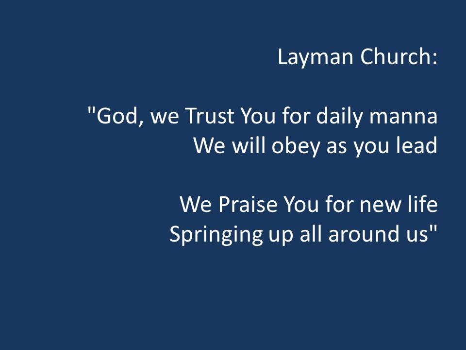 Layman Church: