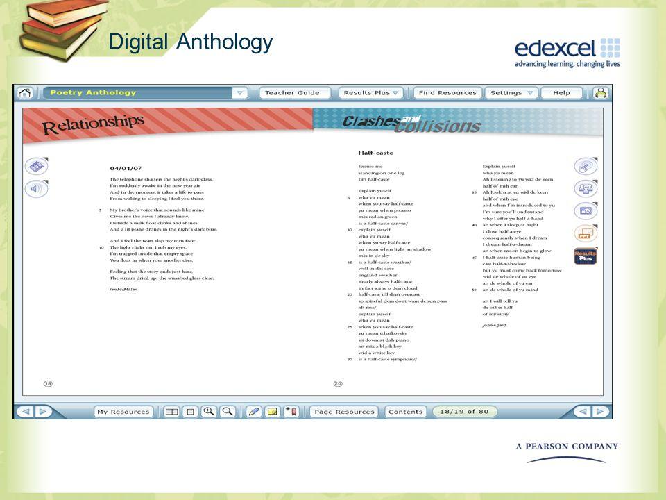 Digital Anthology