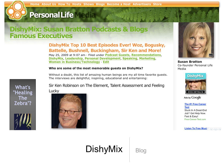 DishyMix Blog