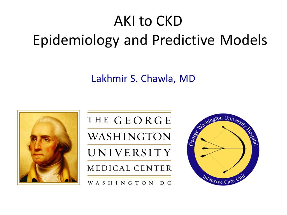 Summary Severity of AKI is associated with CKD progression in AKI survivors Decreased concentration of serum albumin is associated with progression to CKD – Likely a marker if increased inflammation Breaking the vicious cycle of AKI to CKD to AKI to ESRD could have significant impacts on disease burden