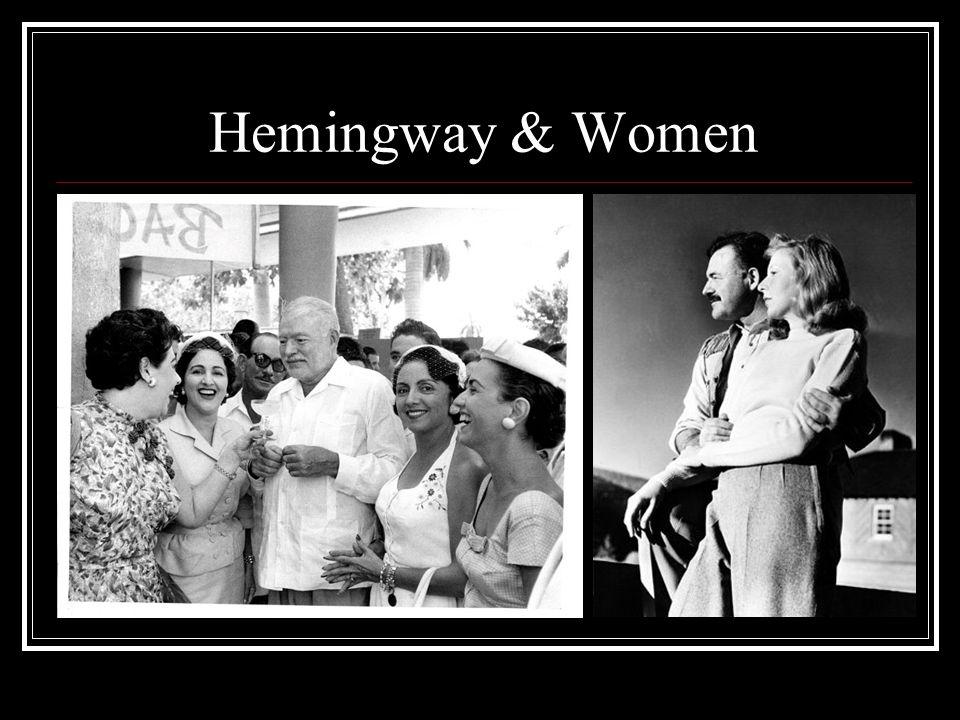 Hemingway & Women