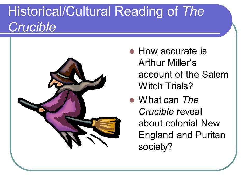 criticizing the crucible