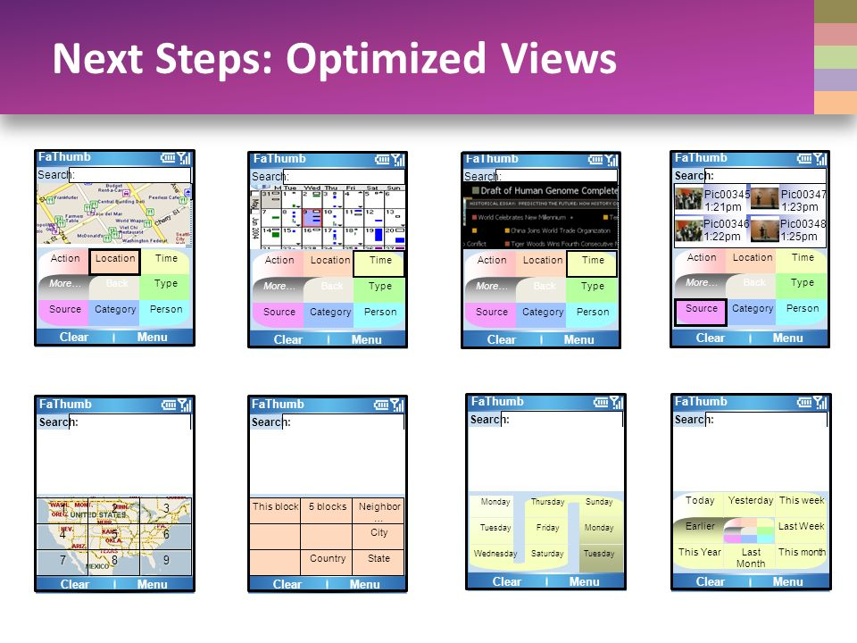 Next Steps: Optimized Views FaThumb ClearMenu Search: Back Action Location Time Type PersonCategorySource More… FaThumb ClearMenu Search: Back ActionLocation Time Type PersonCategorySource More… FaThumb ClearMenu Search: Back ActionLocation Time Type PersonCategorySource More… FaThumb ClearMenu Search: Pic00345 1:21pm Pic00346 1:22pm Pic00347 1:23pm Pic00348 1:25pm Back ActionLocationTime Type PersonCategory Source More… FaThumb ClearMenu 1 1 2 2 3 3 6 6 9 9 8 8 7 7 4 4 5 5 Search: FaThumb ClearMenu This block5 blocksNeighbor … City StateCountry Search: FaThumb ClearMenu Search: MondayThursdaySunday Monday TuesdaySaturdayWednesday Tuesday Friday FaThumb ClearMenu Search: TodayYesterdayThis week Last Week This monthLast Month This Year Earlier