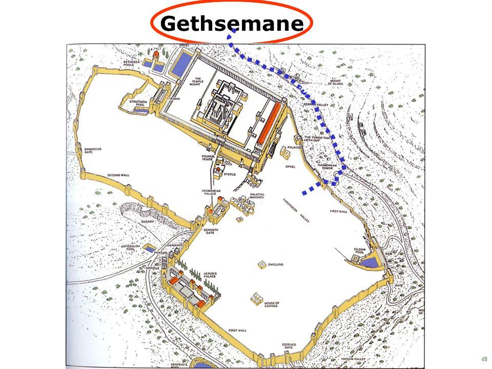 48 Gethsemane