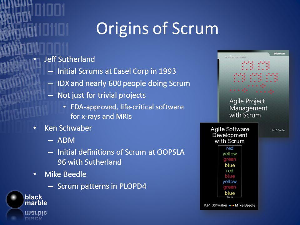 Scrum framework Sprint planning Sprint review Sprint retrospective Daily scrum meeting Ceremonies Product backlog Sprint backlog Burndown charts Artifacts Product owner ScrumMaster Team Roles