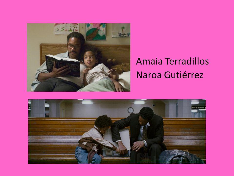 Amaia Terradillos Naroa Gutiérrez
