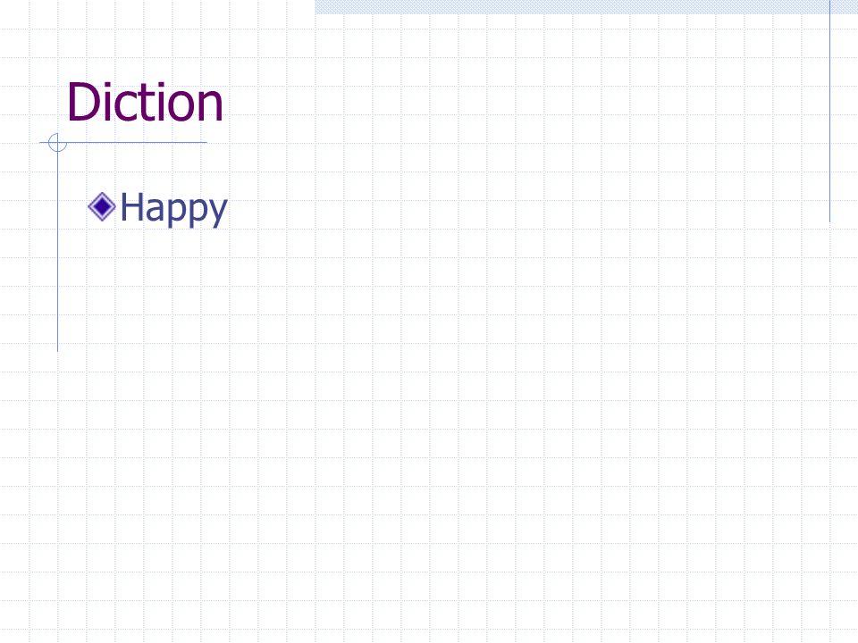 Diction Happy