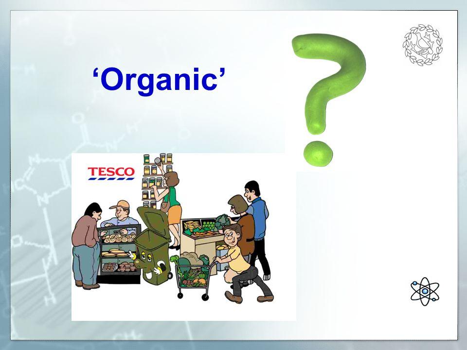 Organic Compounds CARBON