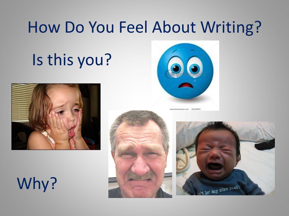 How Do We Teach Writing At School.