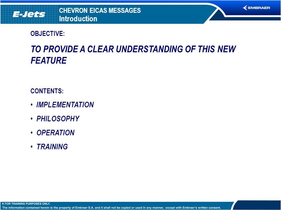 (SECTION 14-15) CHEVRON EICAS MESSAGES