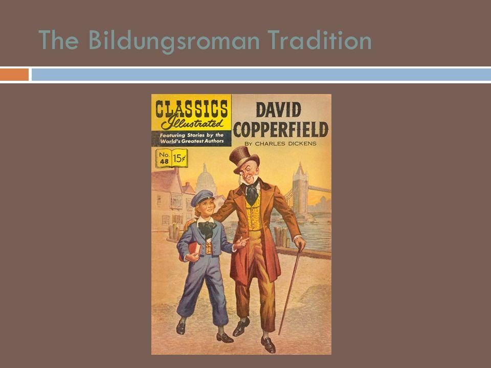 The Bildungsroman Tradition