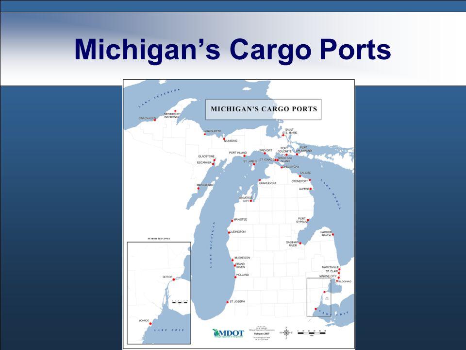 Michigans Cargo Ports